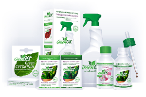 Fertilizers and growth promoters for indoor plants and balcony flowers