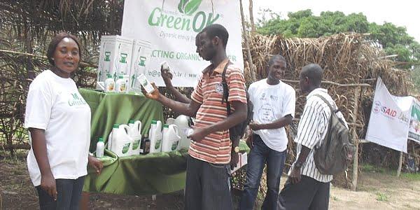 GreenOK экспорт