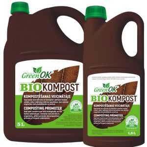 BIO Kompost kompostētāji
