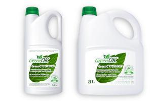 GreenCytokinin mikrobioloģisks augšanas veicinātājs
