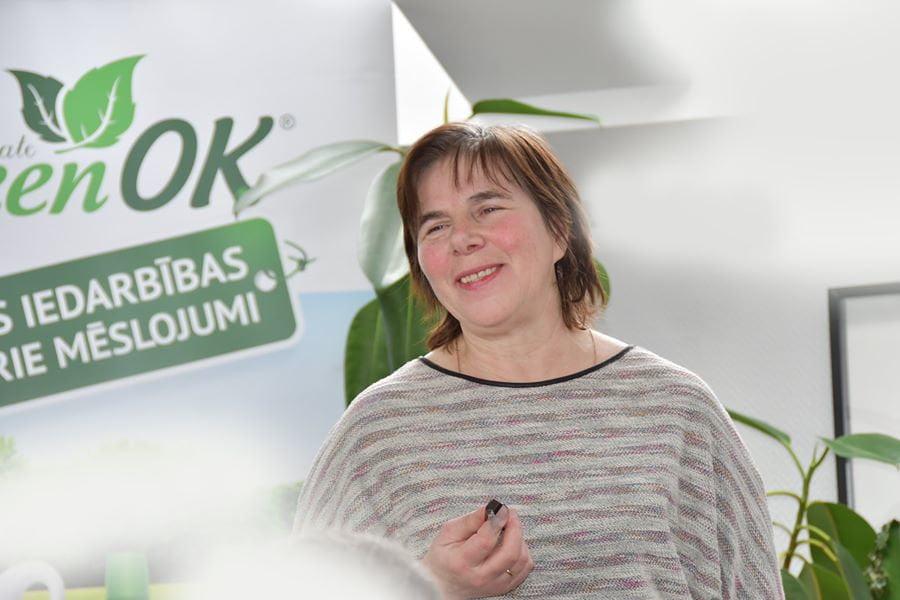 Dr. agr. Līvija Zariņa LLU Agroresursu un ekonomikas institūta Priekuļu pētniecības centra vadošā pētniece