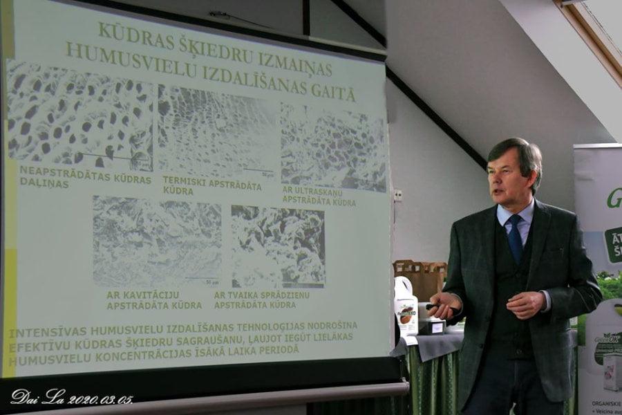 Dr. habil. ķīm. Prof. Māris Kļaviņš